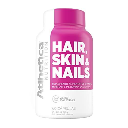 Hair, Skin & Nails (60 caps), Atlhetica Nutrition