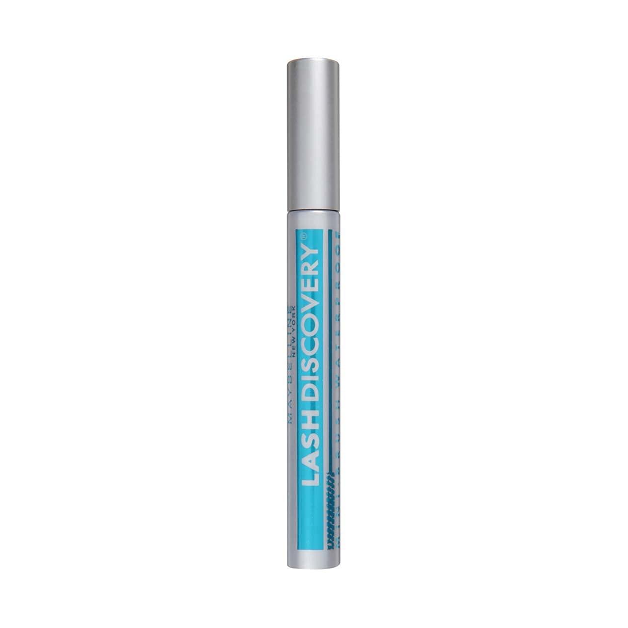 Maybelline New York Lash Discovery Waterproof Mascara, Very Blac