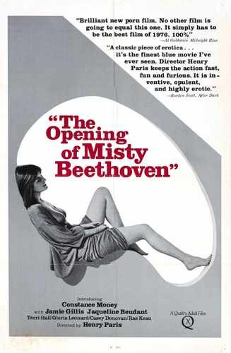 Opening Of Misty Beethoven Poster 01 A3 Box Canvas Print
