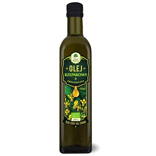 Aceite de colza VIRGIN BIO 500 ml - DARY NATURY