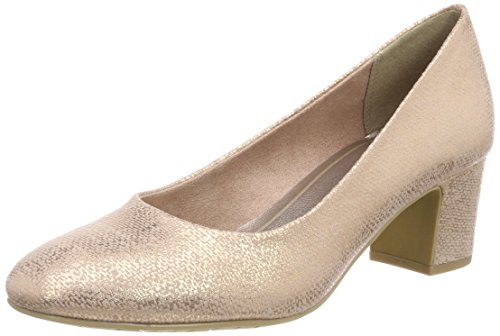 Marco Tozzi Damen 22426 Pumps, pink (rose metallic), 38 EU