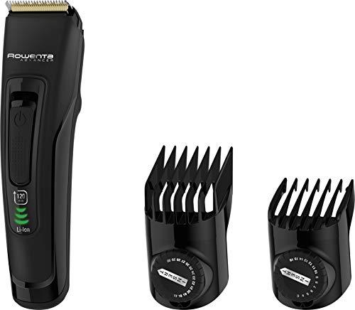 Rowenta Advancer TN5200F0 - Cortapelos cuchillas acero