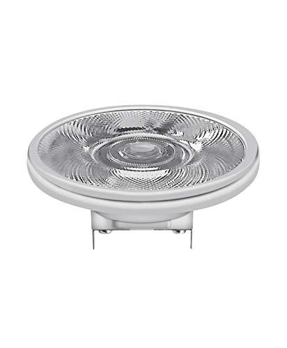 OSRAM Lampada LED con riflettore | Attacco: G53 | Warm White | 3000 K | 11,80 W | sostituzione per 50 W Reflector lamp | not relevant | PARATHOM PRO AR111 [Classe di efficienza energetica A]