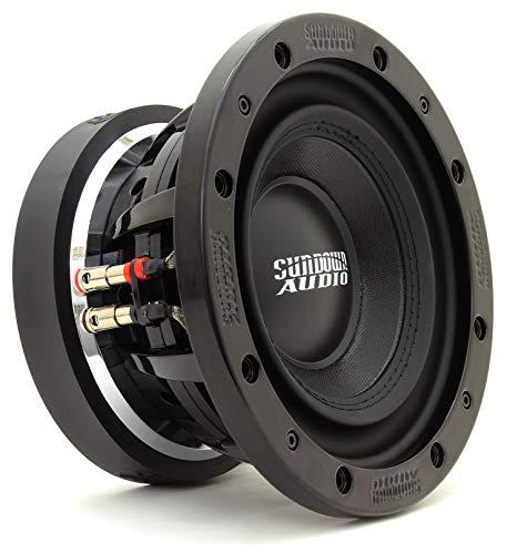 Sundown Audio SD-3 8 D2 8  300W RMS Dual 2-Ohm SD Series Subwoofer