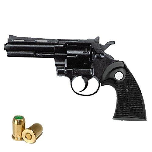 Revolver a Salve KIMAR Colt Python 4' Cal.380 | Top Firing | Nera