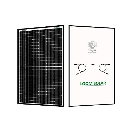LOOM SOLAR Panel Shark 440 watt - 24 Volt (Pack of...