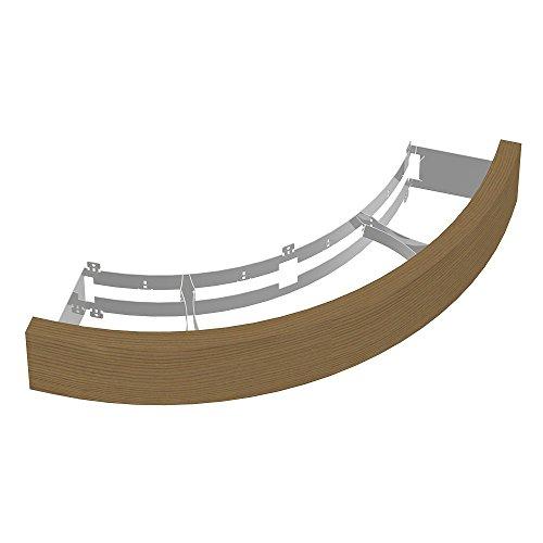 SAWO Schutzgeländer aus Holz für Saunaofen ARIES CORNER ARI3: ARI-GUARD-W3-CNR-D Cedar