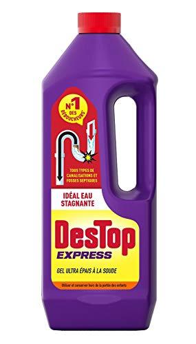 Destop Gel Déboucheur Canalisation Express - 1L