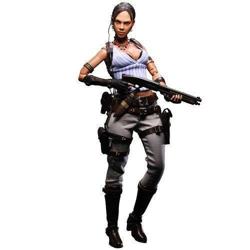 Sheva Alomar 12 inch Action Figure Resident Evil Bio Hazard by Hottoys