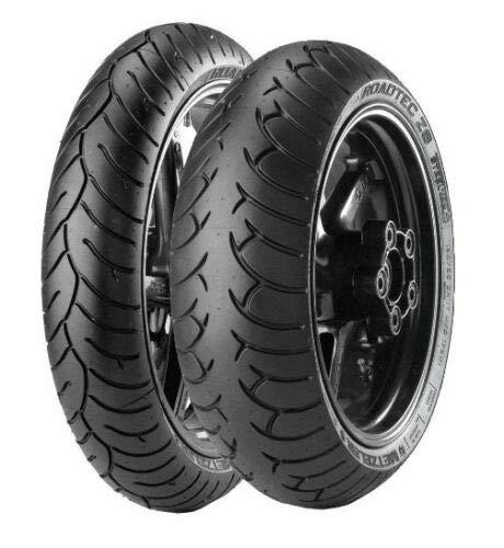 Par de neumáticos Metzeler Roadtec Z6 120/70-ZR17 190/50-ZR17 DOT 2017