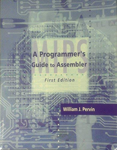 Programmers Guide to Assembler