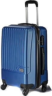 Wexta Çivit Mavi Büyük Boy Valiz WX230