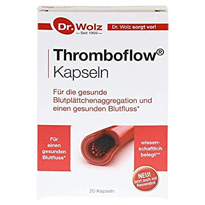 Thromboflow, 20 pcs capsules