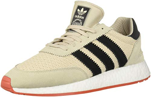 adidas Originals Herren I-5923 Schuh, Braun/Schwarz/Raw Amber, 43 1/3 EU