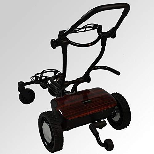 CaddyTrek R2 CaddyWraps Smart Robotic Electric Golf Caddy - Cabin Fever