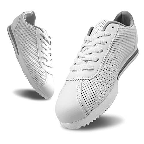 YOODI Donna Scarpe da Ginnastica Sneaker Scarpe Dimagranti Scarpe da Ginnastica Casual Tennis Piattaforma Running Sneakers Fitness Sportive Zeppa Outdoor Scarpe Passeggio 36-41EU