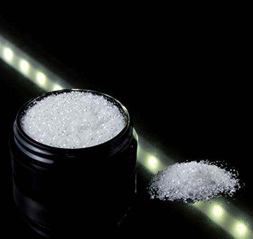Nailart - Exclusives irisierendes Glitter/Glitzer Puder fein 0,2 mm - 1002-303