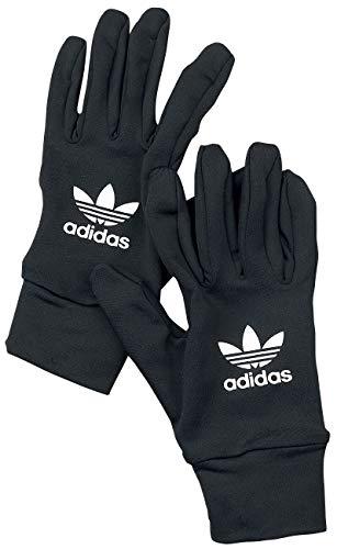 adidas Techy Gloves Fingerhandschuhe schwarz L