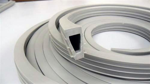 """10' SlabGasket Expansion Joint Replacement - 1"""" (Gray)"""