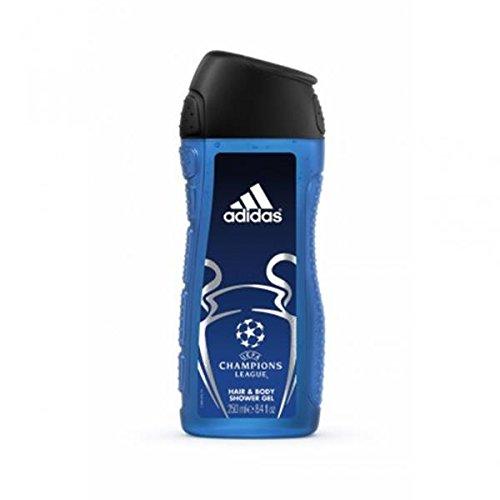 Adidas UEFA Champions League Shower Gel 250 ml (man)