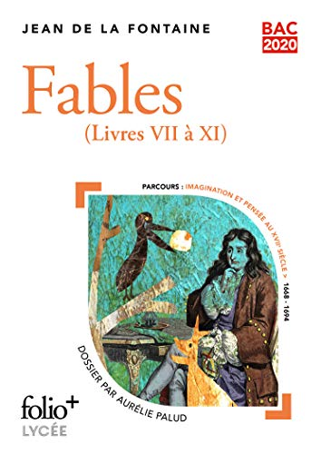 Bac 2020:Fables