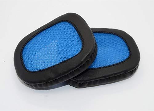 YDYBZB Earpads Replacement Headphones Ear Cushion Cups Cover Ear Pads for Sades SA718 SA808 SA820 SA902 SA903 SA904 SA905 SA906