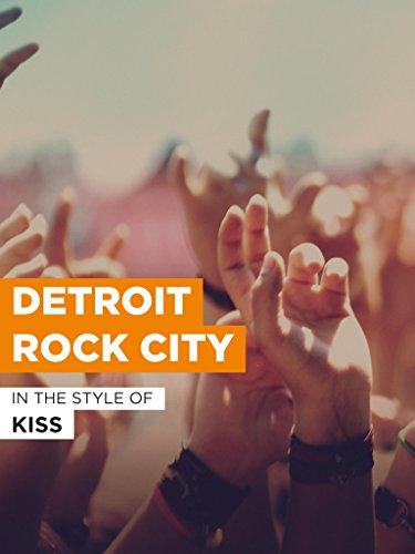 Detroit Rock City im Stil von