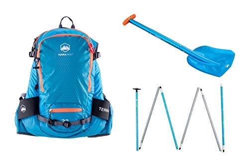 Terrawest Core - Kit valanga (blu)