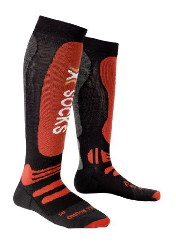 X-Socks All Round Chaussettes Homme Noir 39-41