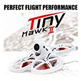 Momola EMAX Tinyhawk 2 RTF FRSKY 1-2s LED 200mw Runcam Nano 2 Caméra Racing Drone FPV