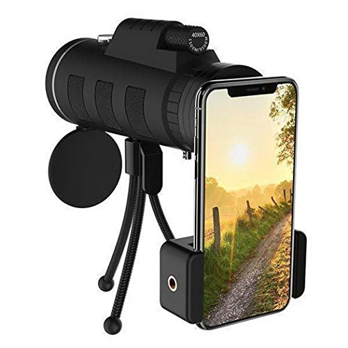 Best Price wumedy Mini Portable Durable 40 x 60 Monocular Telescope Outdoor Monocular Monoculars