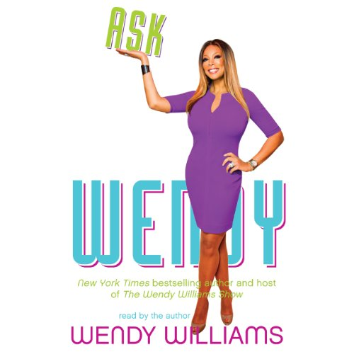 Ask Wendy audiobook cover art