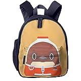 JKSA Unisex-Baby Toddler Bags Creative Design Print Mochilas para niños para Parque