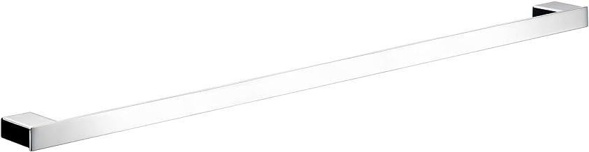 Emco Loft badhanddoekhouder chroom, handdoekhouder voor wandmontage, handdoekstandaard, lengte 842 mm - 56000180