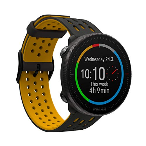 POLAR Vantage M2 - Advanced Multisport Smart Watch - Integrated GPS, Wrist-Based Heart Monitor Daily Workouts...