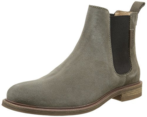 PLDM by Palladium Damen Newly Sud Chelsea Boots, Braun 381 Caribou, 37 EU