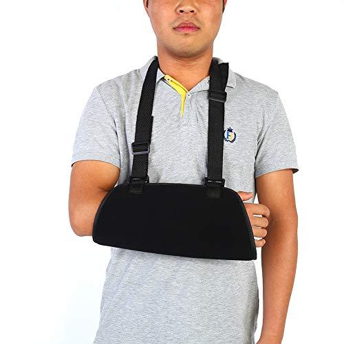 Armlus Brace Schouder-startonderbreker, ondersteuning, verstelbare splitbeugel voor het herstel van beschadigde pols, ellebogen, schouders of gebroken botten, luxe en verstuikingen