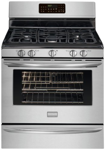 30 in. Gallery Series Freestanding Gas Range with...