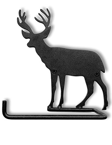 Top 10 best selling list for toilet paper holder made from antler