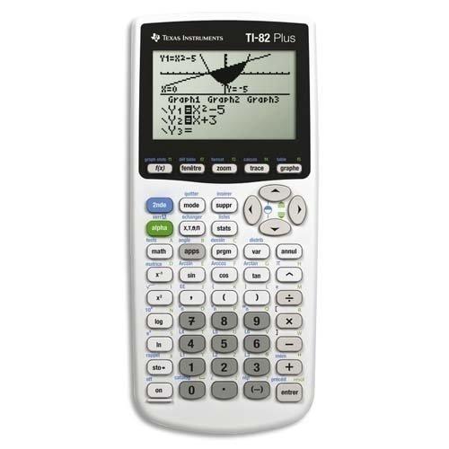 [Ancien Modèle] Texas Instruments TI 82 PLUS...