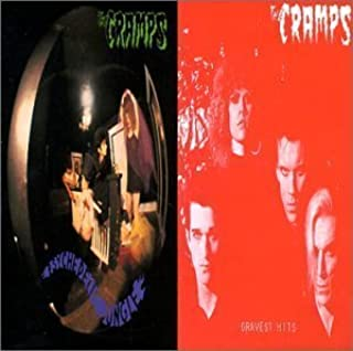 Gravest Hits & Psychedelic Jungle by Cramps (1989) Audio CD