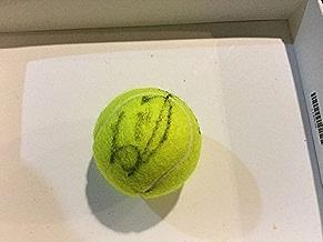 Elina Svitolina Signed Auto Slazenger Wimbledon Tennis Ball Signed Auto
