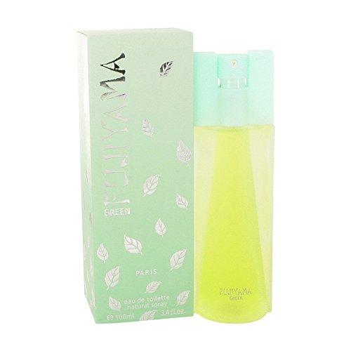 Fujiyama Green Fujiyama de Succes de Paris Eau de Toilette Spray de 100 ml para mujer