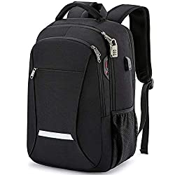 Image of Backpack for Men,Travel...: Bestviewsreviews
