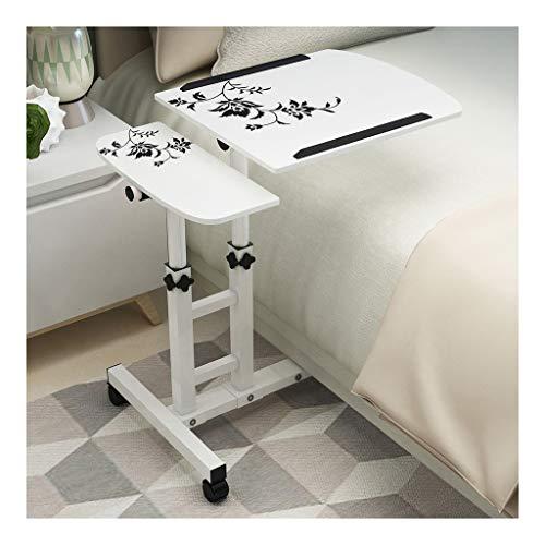 Pflegetisch Einfacher Schreibtisch Zu Hause, Mobiler Pflegetisch, Klappbarer Mobiler Kleiner Tisch Klapptisch Geeignet Für Wohnzimmer Schlafzimmer Sofa Beistelltisch Notebooktisch