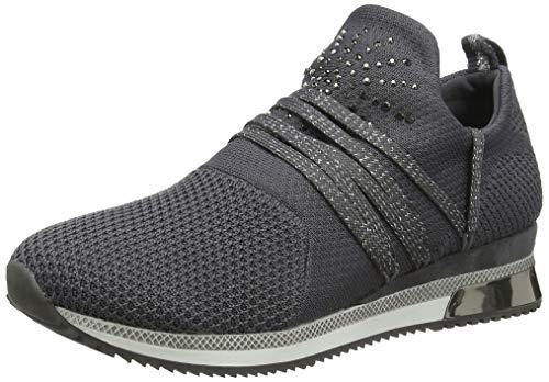 MARCO TOZZI Damen 2-2-23738-33 Slip On Sneaker, Grau (Dk.Grey Comb 225), 40 EU