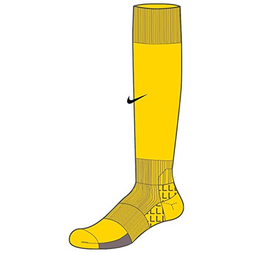 Nike Calzettoni da Allenamento Calcio Uomo, Colore Giallo XL