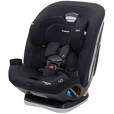 Maxi-Cosi Magellan 5-in-1 All-In-One Convertible Car Seat in Night Black CC197EMJ