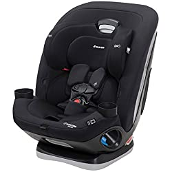 Image of Maxi-Cosi Magellan All-In-One Convertible Car Seat With 5 Modes, Night Black, One Size: Bestviewsreviews