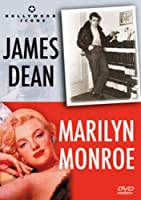 James Dean & Marilyn Monroe: Hollywood Icons [DVD] [Import]